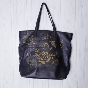 Coach Legacy Turnlock Tote Blown Custom Stencils